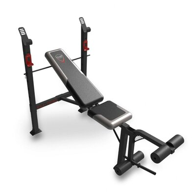 Strength Standard Adjustable Olympic Bench by Cap Barbell