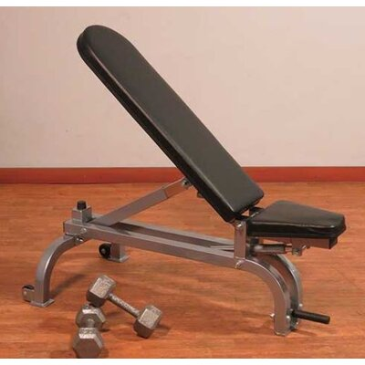 Commercial Exercise Utility Bench by Yukon Fitness