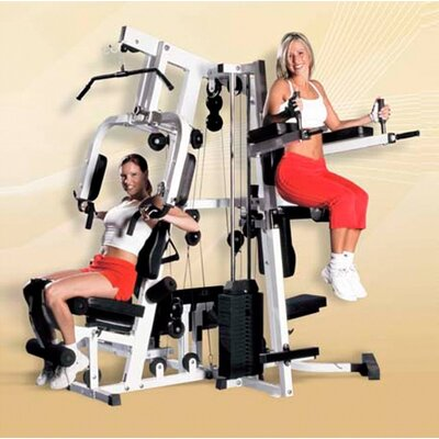 Wolverine Home Gym Set by Yukon Fitness