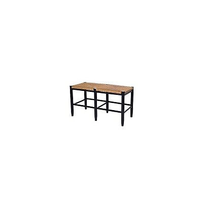 South Port Wood Entryway Bench by Dixie Seating