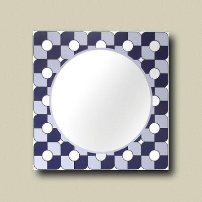 ReflectU Square Decorative Wall Mirror by Leick