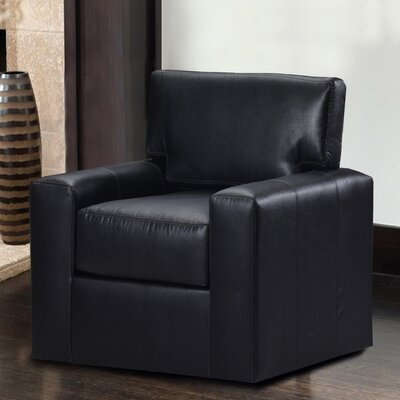 Lasalle Swivel Arm Chair by Carolina Accents