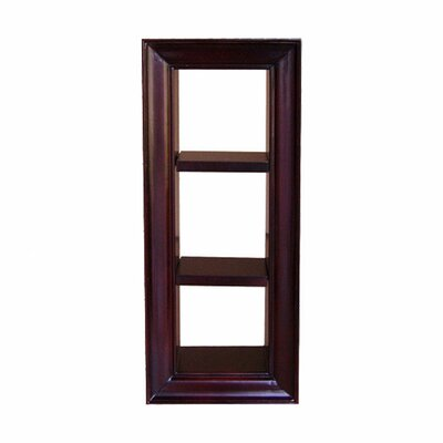 "Carolina Accents Montclair 24"" Cube Shelf"
