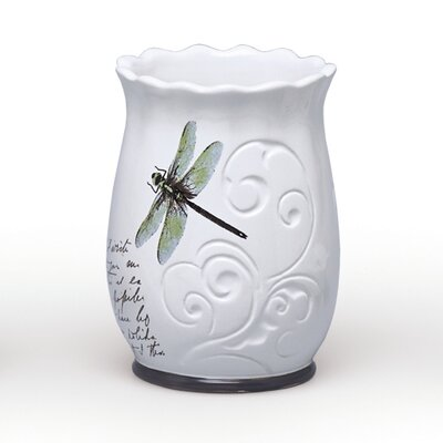 Dragonfly Ceramic Bundle by Moda At Home
