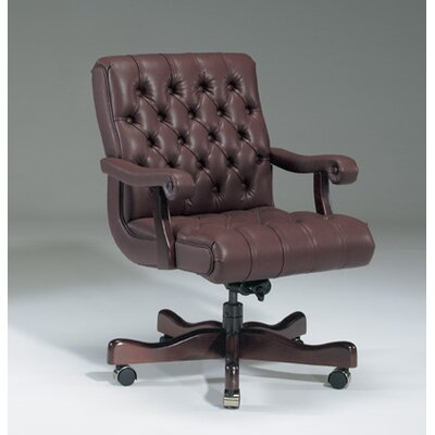 Low-Back Tufted Office Chair by Triune Business Furniture