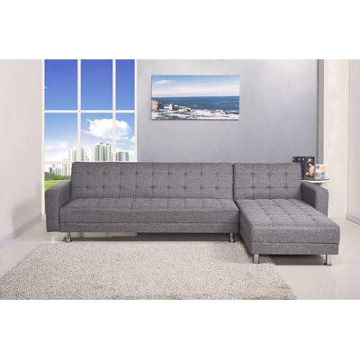 Barcelona Sectional by KaleidoscopeFurniture