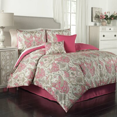 Lyrical Legend 6 Piece Comforter Set by Traditions by Waverly