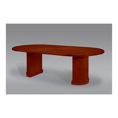 Belmont Racetrack 8' Oval Conference Table by Flexsteel Contract