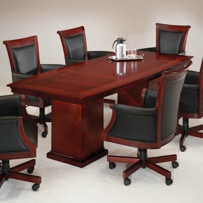 Flexsteel Contract Del Mar 8' Boat Shaped Conference Table