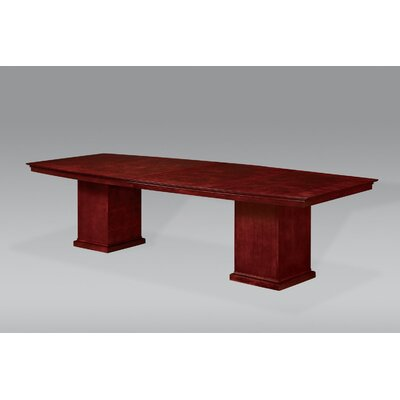 Flexsteel Contract Del Mar 10' Boat Shaped Conference Table