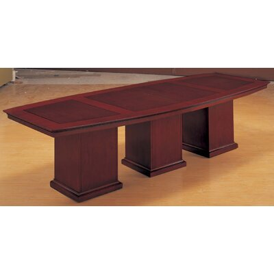Flexsteel Contract Del Mar 12' Boat Shaped Conference Table