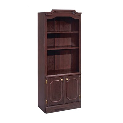 "Flexsteel Contract Governor's 74"" Barrister Bookcase"