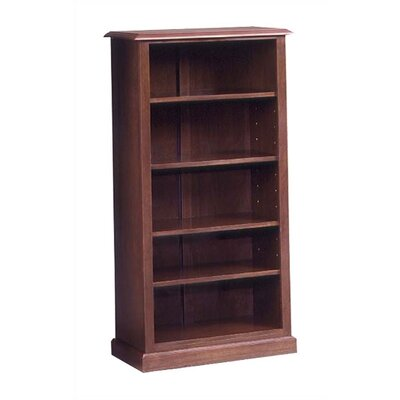 "Flexsteel Contract Governor's 60"" Standard Bookcase"