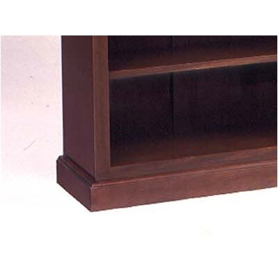 "Flexsteel Contract Governor's 72"" Standard Bookcase"
