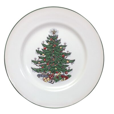 Original Christmas Tree Dinnerware Collection by Cuthbertson