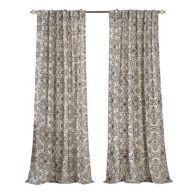 Ethan Drape Single Curtain Panel Product Photo