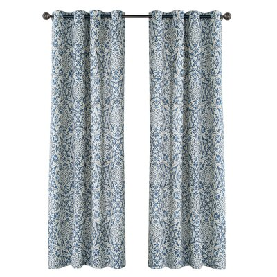 York Single Curtain Panel Product Photo