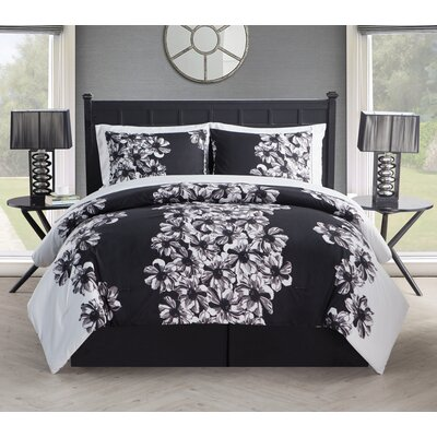 Valerie 8 Piece Bed in a Bag by VCNY