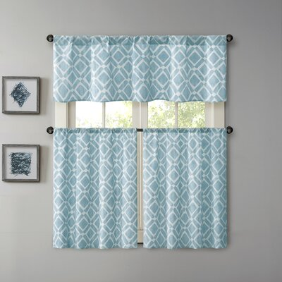 Print Curtain Valance Product Photo