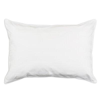 Premium Down Alternative Memory Fiber Striped Bed Pillow by Brite Ideas Living
