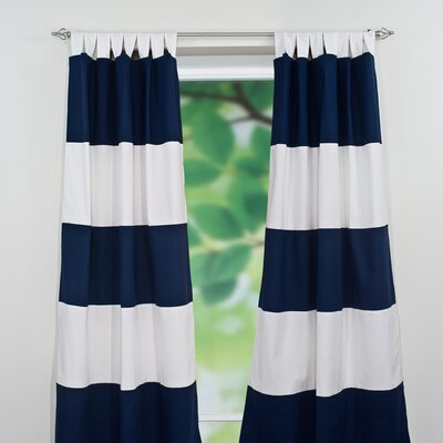 Top Single Curtain Panel Product Photo