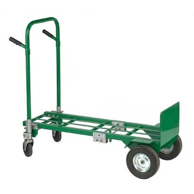 Wesco Manufacturing E-Convertible Two-In-One Hand Truck