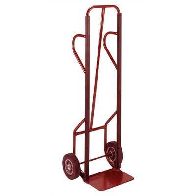 """Wesco Manufacturing 55.5"""" x 20.38"""" High Frame Package Hand Truck"""
