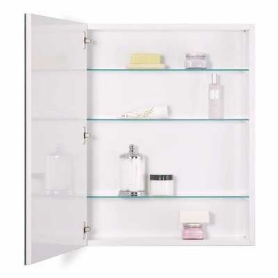 "Metro 24"" x 30"" Recessed Flat Edge Medicine Cabinet Product Photo"