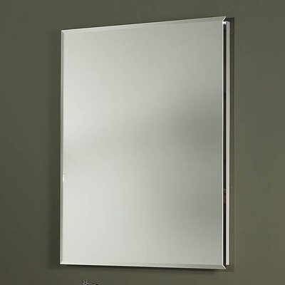 "Simplicity 24"" x 30"" Recessed Beveled Edge Medicine Cabinet Product Photo"