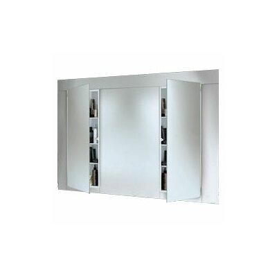 """Illusion 13"""" x 36"""" Recessed Medicine Cabinet Product Photo"""