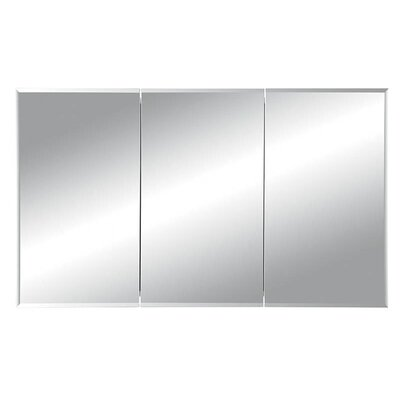 "Horizon 48"" x 28.25"" Recessed Beveled Edge Medicine Cabinet Product Photo"