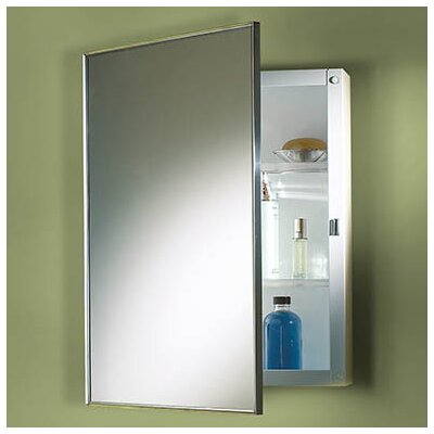 "Styleline 20"" x 30"" Recessed Medicine Cabinet Product Photo"