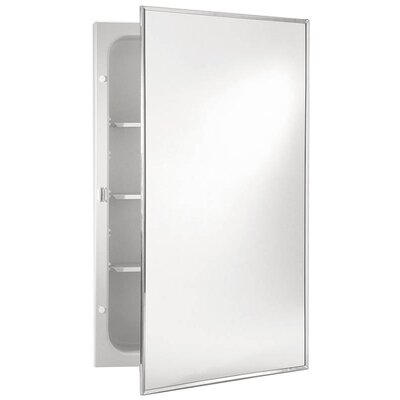 "Styleline 16"" x 22"" Recessed Medicine Cabinet Product Photo"