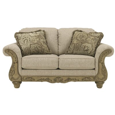 Astoria Grand ASTG1670 Pirton Loveseat