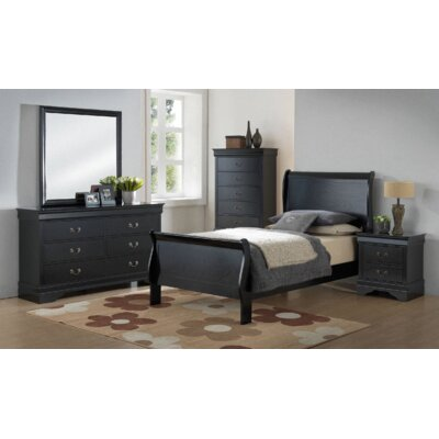 Belleview Sleigh Bed by Picket House Furnishings