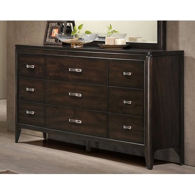 Eclipse 9 Drawer Dresser by Picket House Furnishings