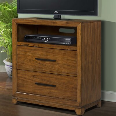 Mayfield 2 Drawer Media Chest by Picket House Furnishings