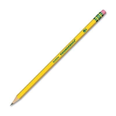 Dixon Ticonderoga Company Pre Sharpened No. 2 Pencil (30 Per Box)