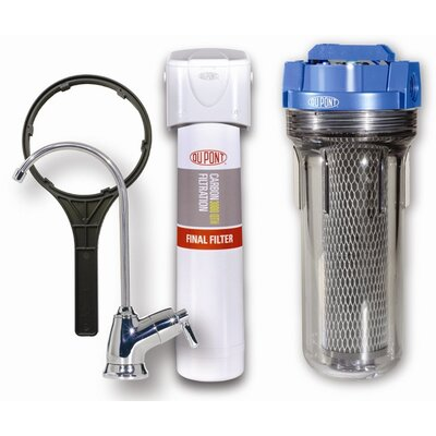 Universal Complete Home Filtration Kit Product Photo