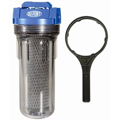 DuPont Universal Valve-in-Head Whole House Water Filtration System