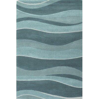 Eternity Landscapes Ocean Area Rug by KAS Rugs