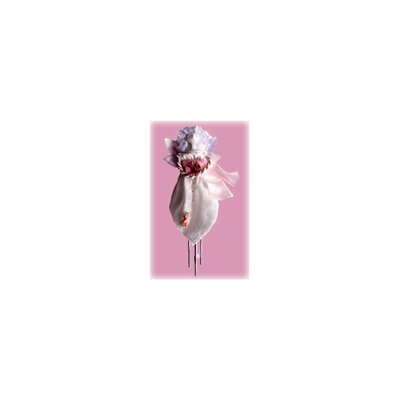Angel For A Cause Wind Chime by Sunblossom Solar Gifts LLC