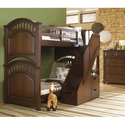 Expedition Bunk Customizable Bedroom Set by Samuel Lawrence