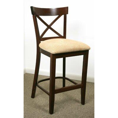 """Benkel Seating 24"""" Bar Stool with Cushion"""