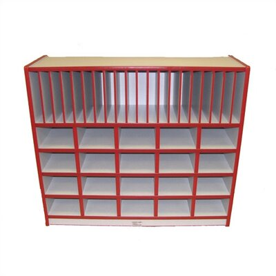 Mahar Creative Colors 40 Compartment Cubby