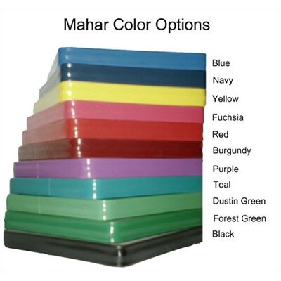 Mahar Creative Colors Single Sided Storage Unit