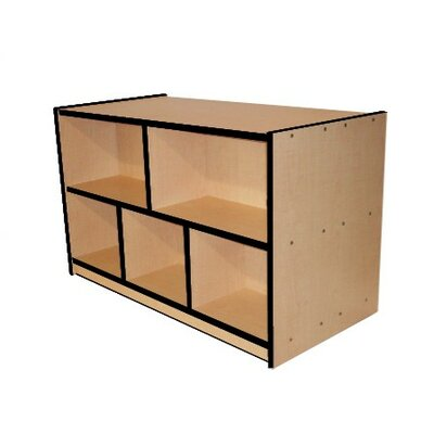 Mahar Creative Colors Preschool Double-Sided Storage Unit