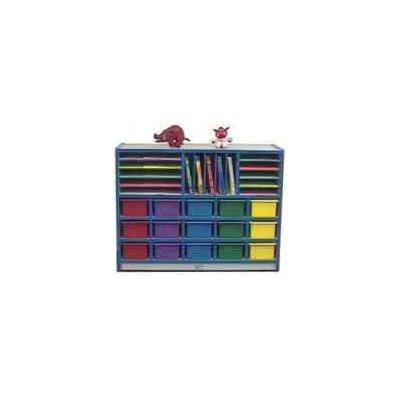 Mahar Creative Colors 20 Compartment Cubby