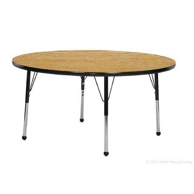 "Mahar Creative Colors 42"" Round Classroom Table"