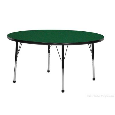 "Mahar Creative Colors 60"" Round Classroom Table"